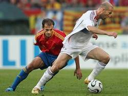 Прямая видео трансляция Евро-2012, Испания – Франция
