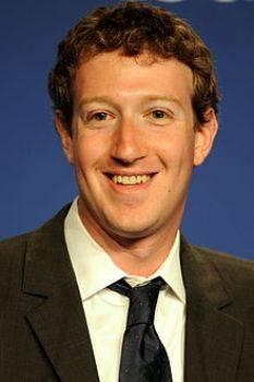 Марк Элиот Цукерберг – американский программист и предприниматель основатель социальной сети «Facebook»