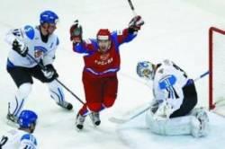 Россия Финляндия - результаты чемпионата по хоккею 2014