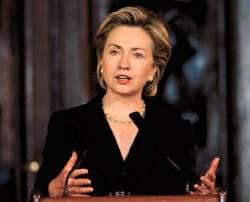 Хиллари Клинтон: Оружие хранится под детскими садами, потому что в Газе тесно