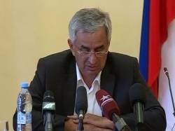 Рауль Хаджимба побеждает на выборах в Абхазии