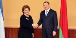 Израиль и Беларусь подписали соглашение об отмене виз