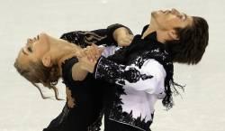 Фигуристы Степанова и Букин взяли бронзу на турнире «Скейт Америка»