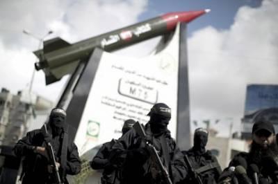 Сектор Газа выпустил ракету на Израиль в День независимости