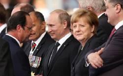 Меркель: несмотря на разногласия между Западом и Россией, для нее важно приехать в Москву