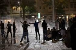В Тель-Авиве выходцы из Эфиопии устроили массовые беспорядки