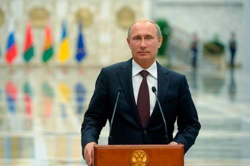 Путин отменил налог на прибыль для организаций по уходу за детьми