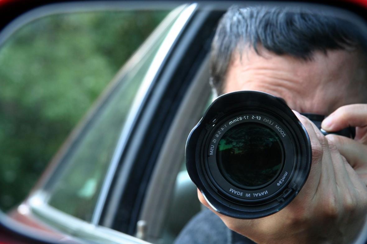 Заказ слежки за человеком через детективное агентство