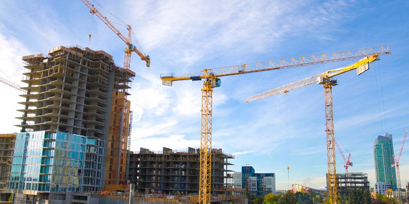 В прошлом году в России ввели более 79,2 миллионов квадратных метров жилья