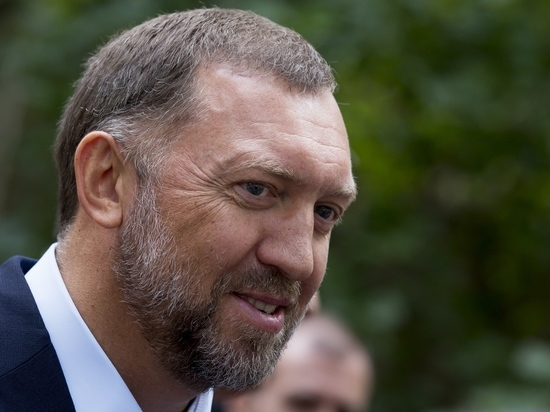 Железная битва Олега Дерипаски