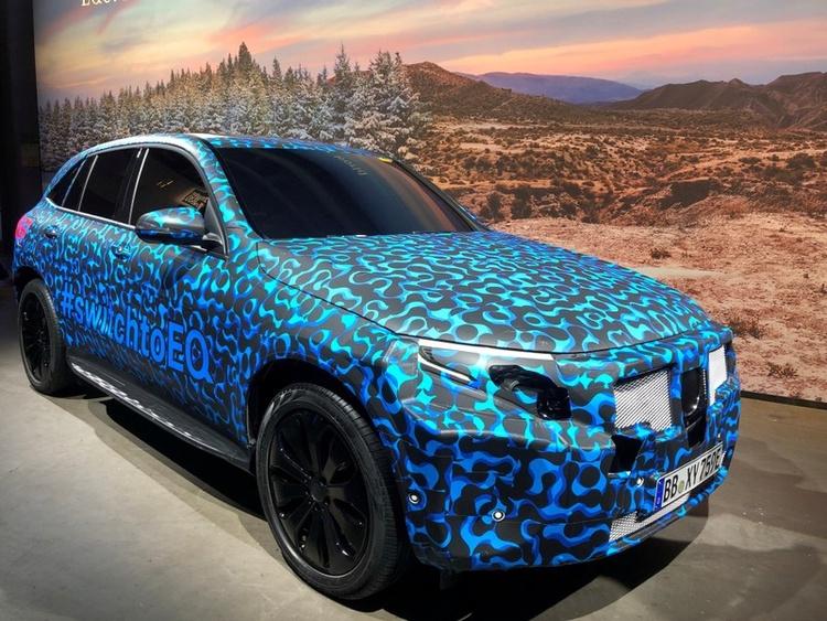 Mercedes-Benz будет выпускать в Польше батареи для электромобилей