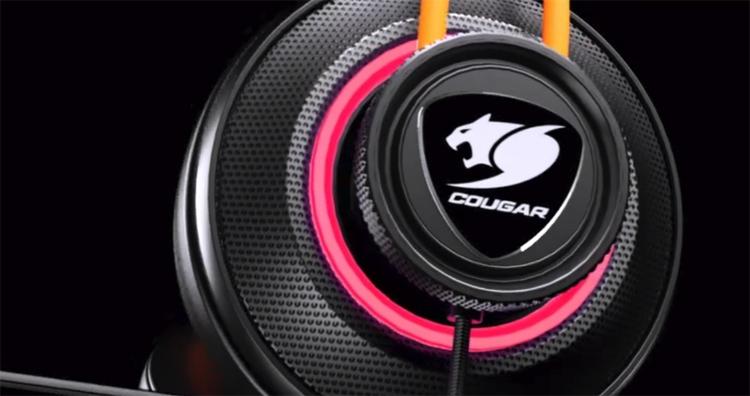 Cougar Immersa Pro Ti: гарнитура с RGB-подсветкой и виртуальным звуком 7.1